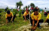 3000 Pohon Baru, Guna Tekan Abrasi Pantai Karang Jahe