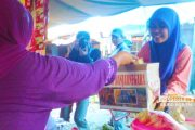 Remaja di Rembang Galang Dana Tanah Longsor Banjarnegara