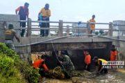 Tiga Sungai di Dua Kecamatan Dibersihkan