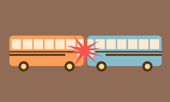 Sopir Bus Terancam 6 Tahun Penjara