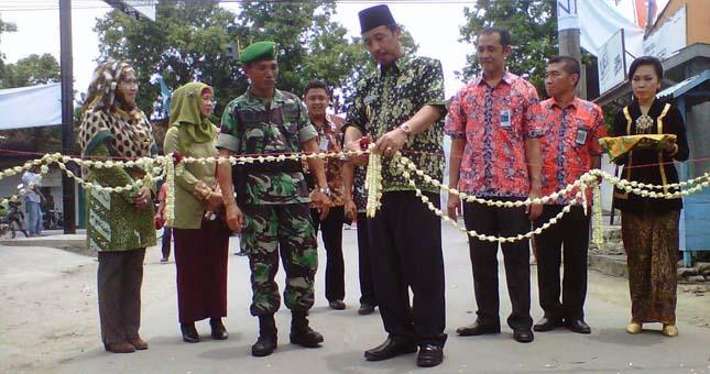 Kampung Batik Lasem di Resmikan