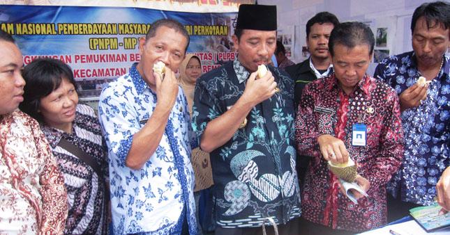 Rembang Punya Varian Durian Baru