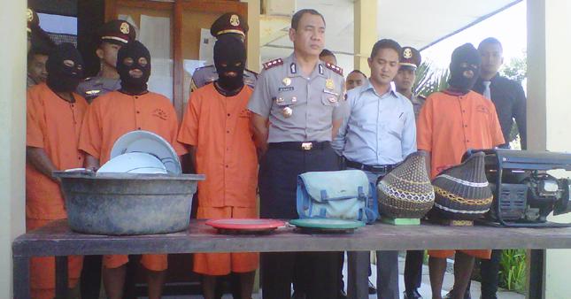 Polisi Masih Cari Bandar Sambung Ayam