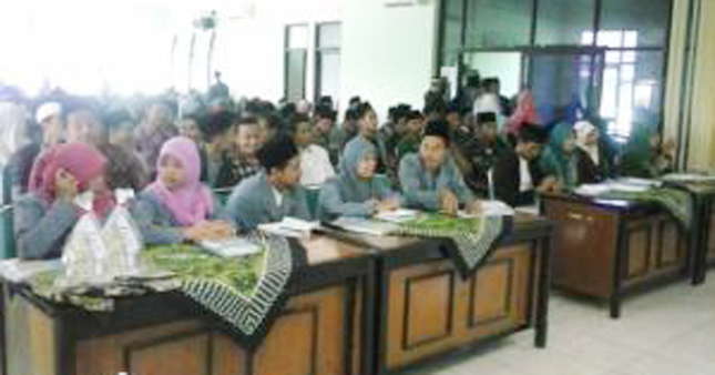 Program Sekolah Kader Berkelanjutan II Diluncurkan Pemuda Jateng