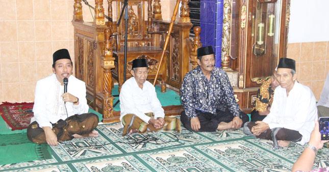 Bupati Himbau Warga Tingkatkan Ibadah saat Ramadhan