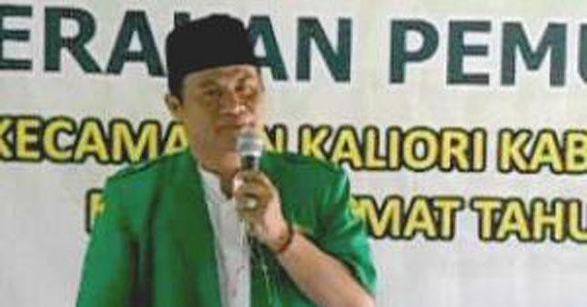 PAC GP Ansor Kaliori Dapatkan Penghargaan Jateng