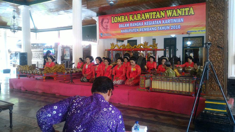 Dinas Kebudayaan Rembang, Mulai Bangkitkan Kesadaran Tradisi