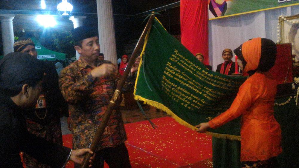 Kirab Pataka Kartini, Ribuan Orang Turun Jalan