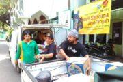 GP Ansor Rembang Peduli Bencana Jateng