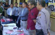 Polisi Ungkap Kasus Perampokan Pedagang Emas Maguan