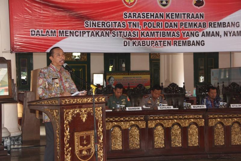 Rawan Konflik, Pilkades Dikawal TNI-Polri