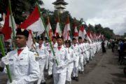 Gebyar Hari Santri, Tiga Ribu Bendera Dikirab