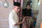 NU Rembang Santuni Janda Sebatang Kara
