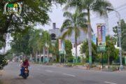 Sejumlah Ruas Jalanan Kota Masih Gelap