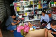 Polres Ringkus Ratusan Kosmetik Ilegal