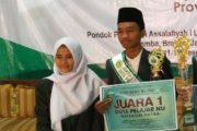 Pelajar NU Rembang Juara Duta Pelajar NU Jawa Tengah
