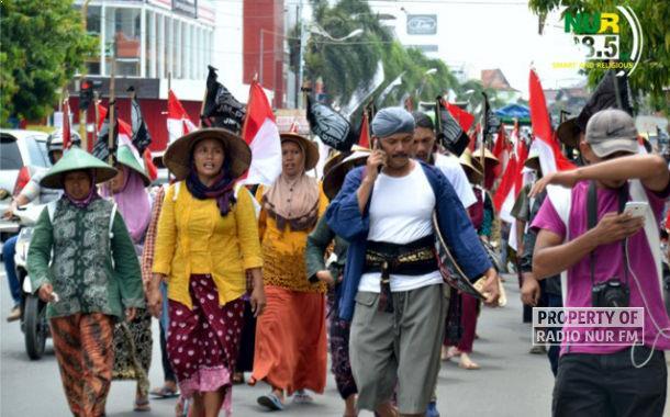 Soal Putusan MA, Ratusan Pejuang Kendeng Kembali Gelar Aksi
