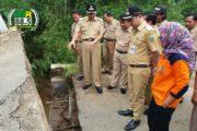 Jembatan Ronggomulyo Ambrol, Pemkab Siapkan Jembatan Darurat