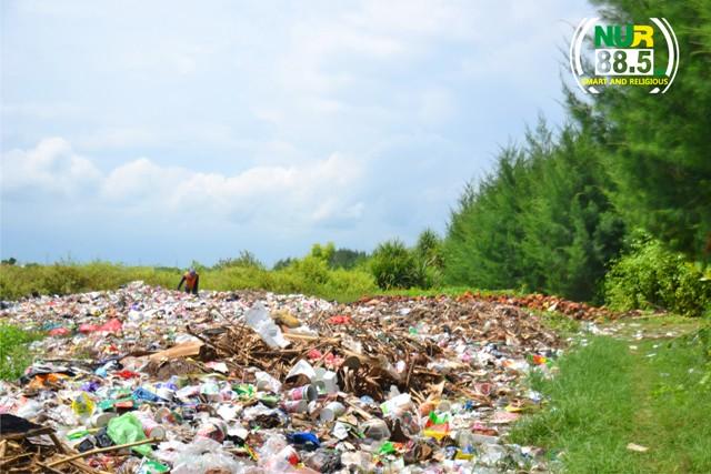 Pemkab Soroti Pengelolaan Sampah dan MCK di KJB
