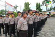 Polres Rembang Kesulitan Tambal Kekurangan Ratusan Personil