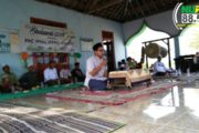 Pelajar NU Rembang Tutup Tahun 2016 Dengan Sholawatan Bareng