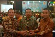 Rembang Raih Penghargaan WTN