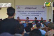 Sejumlah Tuntutan Warga Muncul Dalam Sosialisasi Pabrik Semen