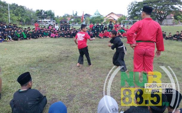 Promosikan Pagar Nusa, Anggota Gelar Latgab