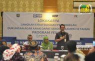 Yes I Do Sasar Tingginya Angka Putus Sekolah di Rembang