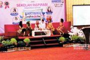 Kartini Inspirasheku, Jadi Ajang Pelecut Semangat Pelajar Rembang