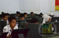 95 SMP Hari Ini Gelar UN