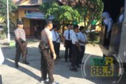 Berangkat Ujian, Siswa SMP N 1 Kaliori Diangkut Polisi