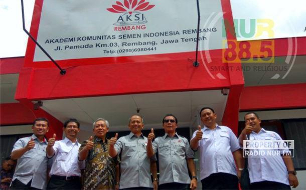 Akademi Komunitas Semen Indonesia Diresmikan