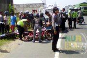 Hingga Awal Mei, 239 Orang Jadi Korban Laka