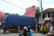 Rem Blong, Truk Tabrak 3 Pemotor, Satu Tewas