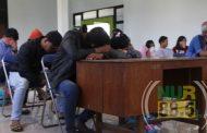 Tujuh Pasangan Terjaring Razia di Rembang