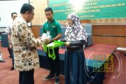 Bekali Kader Dengan Jiwa Wirausaha, GP Ansor Rembang Gelar Pelatihan Konveksi