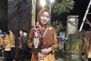 Keren! Santriwati Asal Sedan Juara 1 Lomba Tilawah Tingkat Nasional