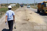 Jalan Rusak di Weton Bakal Diperbaiki Sementara