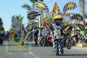 Karnaval Digelar Meriah, Warga Antusias