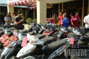 Ops Jaran Candi 2017, Polres Rembang Bekuk Tujuh Pelaku Curanmor