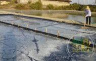 Petani Garam Beralih Gunakan Metode Plastik