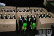 Ratusan Botol Miras Kembali Diamankan