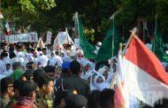 Ribuan Santri di Rembang Gelar Aksi Tolak Lima Hari Sekolah