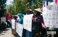 Aksi Tolak Pabrik Semen Berakhir, Massa Ancam Gelar Aksi Lanjutan