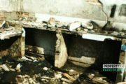 Kompor Meleduk, Hanguskan Rumah di Rembang