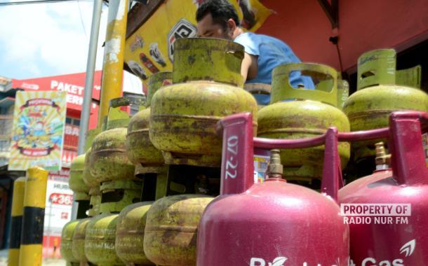 Pemkab Bantah Kelangkaan Gas Melon di Rembang