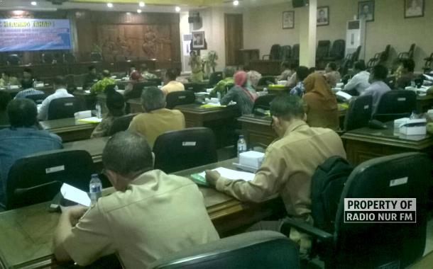 Perda PNPM Dibahas, Muncul Sejumlah Kendala