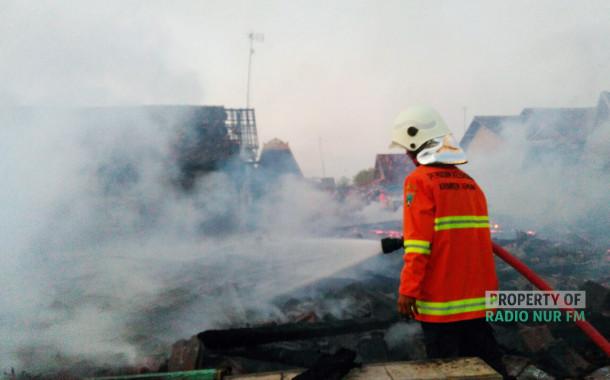 Sejak Awal Tahun, Terjadi 21 Kejadian Kebakaran di Rembang