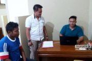 Curi Motor, Pemuda Asal Kecamatan Sale Diringkus Polisi